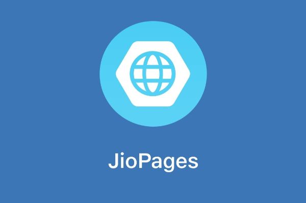 JioPages: An internet browser made in India; supports 8 regional languages