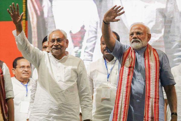 Nitish Kumar might not be the CM of Bihar even if NDA wins