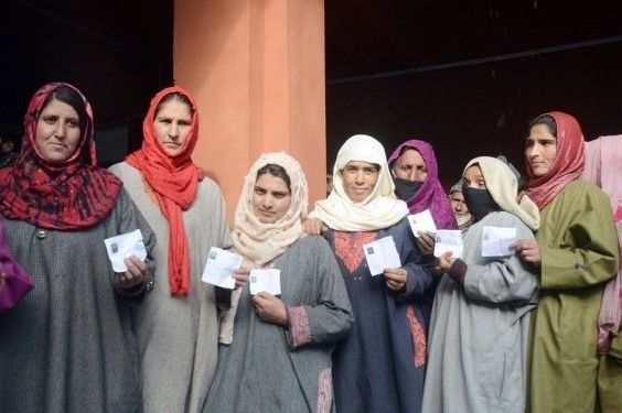 4L people to vote for the first time in J&K since partition