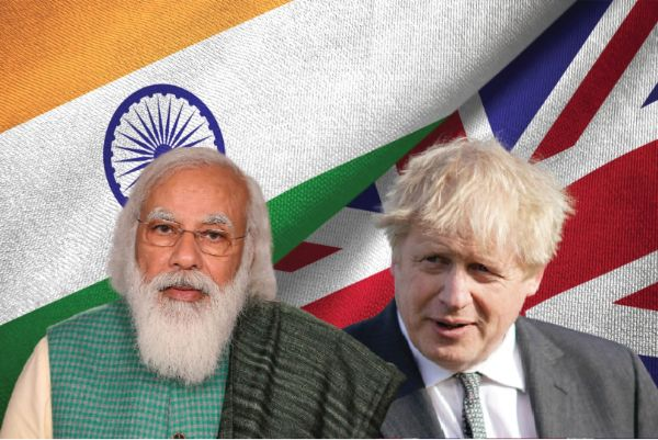 Roadmap 2030: UK commits to India's Indo-Pacific vision