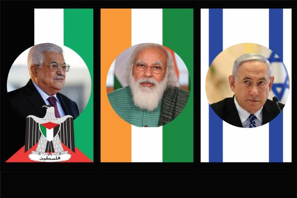 India's balanced approach in Israel-Palestine conflict